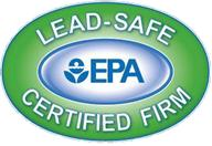 Harvey Baker Plumbing is a Certified Lead-Safe Plumber